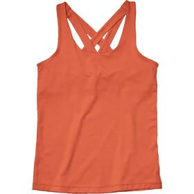 Marmot Leda Tank Top Kobiety, pomarańczowy